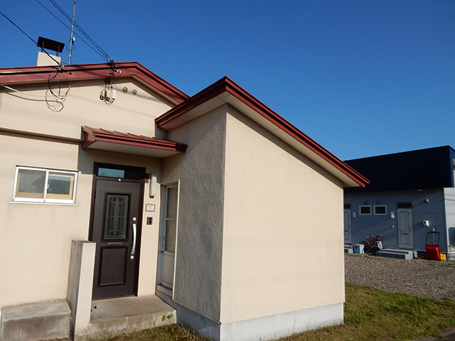 中長期生活体験住宅 4号