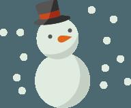 上士幌町の冬の平均気温