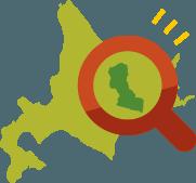 上士幌町の面積